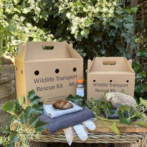Wildlife Transport Rescue Kit